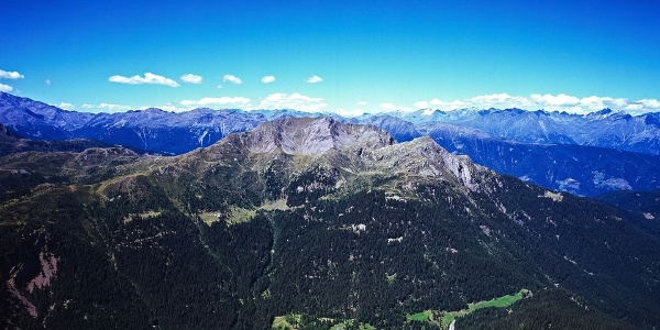 Der große Laugen, sehr beliebter Aussichtsberg