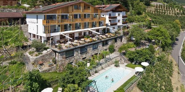Herzlich Willkommen im 3 Sterne Hotel Unterschattmair in Dorf Tirol!