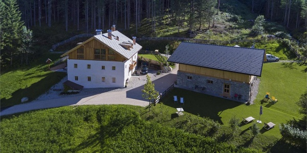 SILENTIUM Dolomites Chalet | since 1600