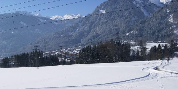Die Schleife in St. Anton im Montafon