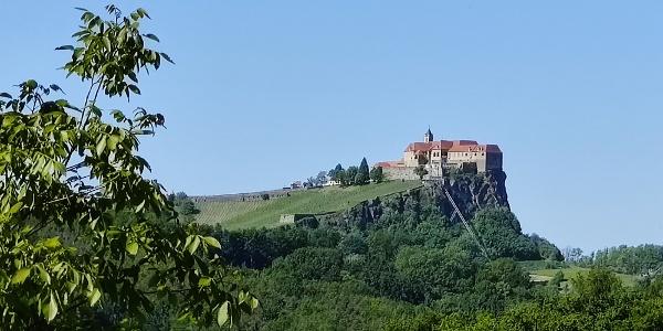 Riegersburg mit Schrägaufzug