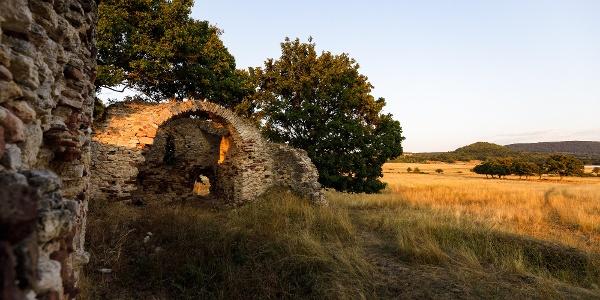 A sóstókáli templomrom