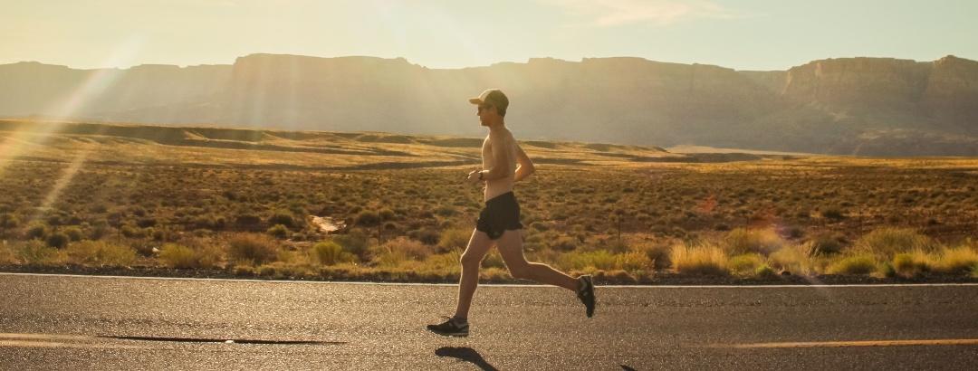 Laufen & Joggen - Wo immer du willst.
