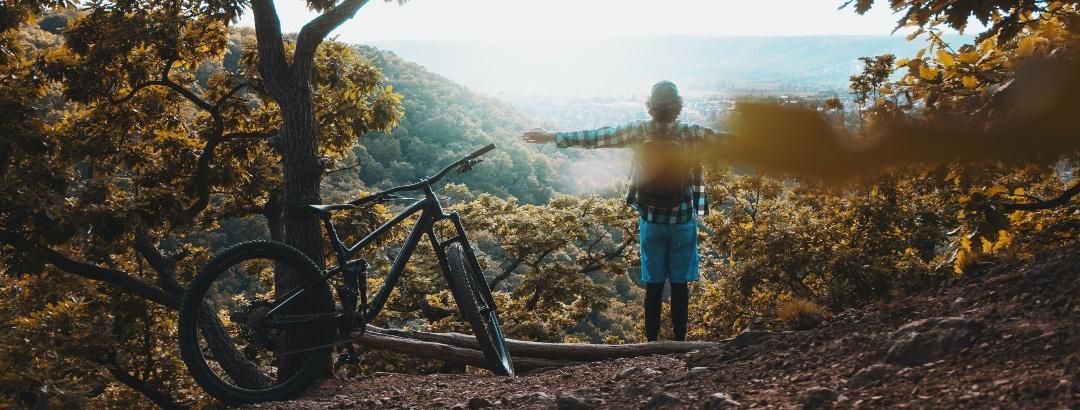 Mountainbike Trails & Touren - Alles, was das Bikerherz begehrt!