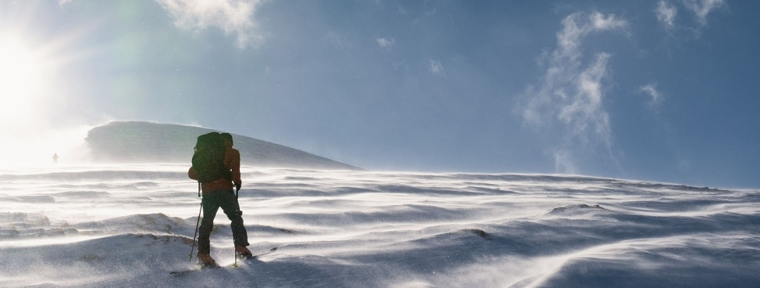 Faszination Skitourengehen
