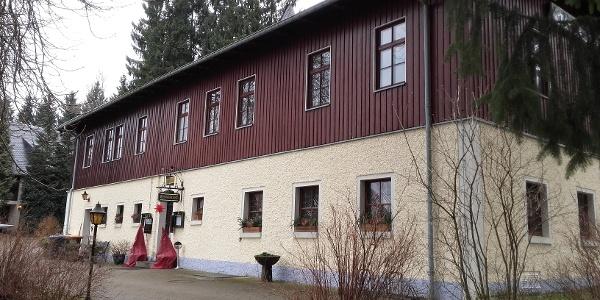 Ansicht Waldhotel Zöbischhaus