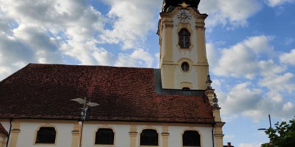 Hartberg - Stadtpfarrkirche