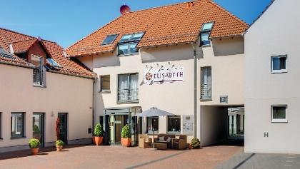 Außenansicht Hotel Elisabeth