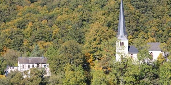 Kirmutscheid Pfarrkirche St. Wendelinus