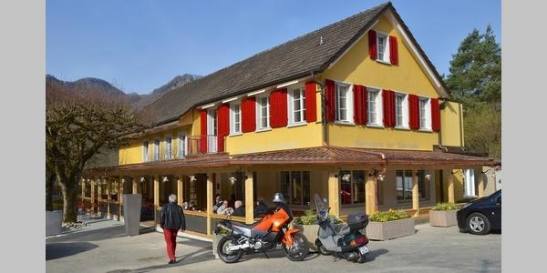 Restaurant Isebähnli Trimbach