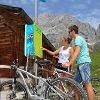 E-Bike Tankstelle Zachhofalm