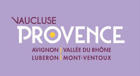 Logo Vaucluse Provence