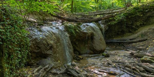 Az Ágnes-vízesés