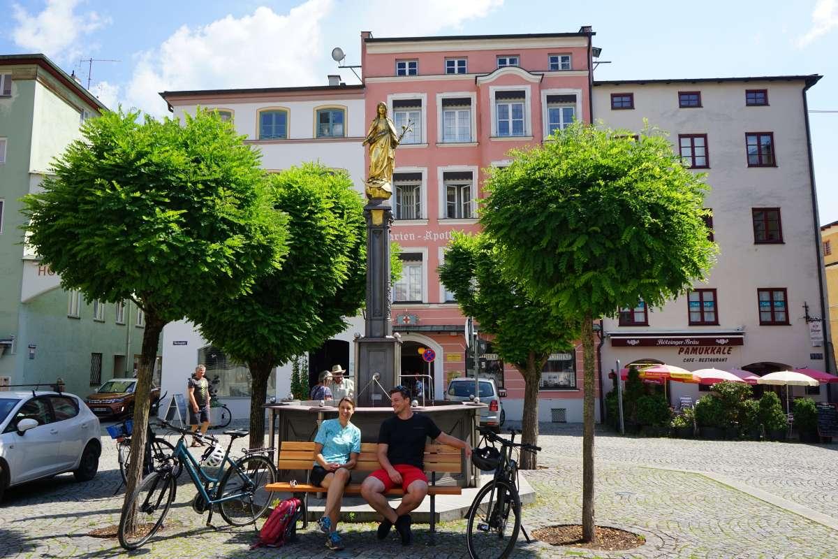 Marienplatz Wasserburg
