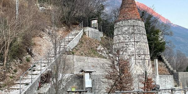 Fornace Copetti a Ospedaletto - Gemona del Friuli