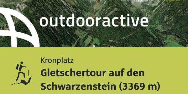 Hochtour in der Ferienregion Kronplatz: Gletschertour auf den Schwarzenstein (3369 m)