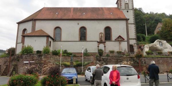 église de Siersthal