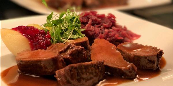 Leckere schwäbische Speisen