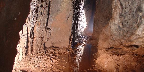 Tropfsteinhöhle Erzenhausen