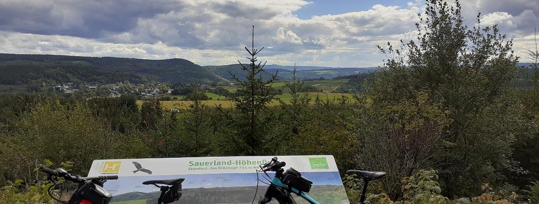 Ausblick am Hillekopf