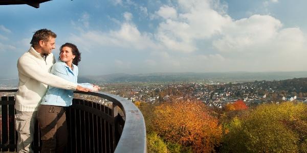 Blick vom Feltenturm