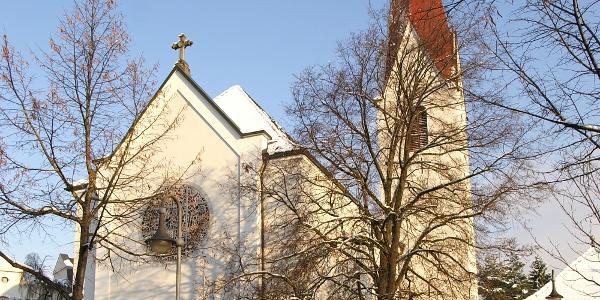 Pfarrkirche Heilige Pankratius und Zeno 2