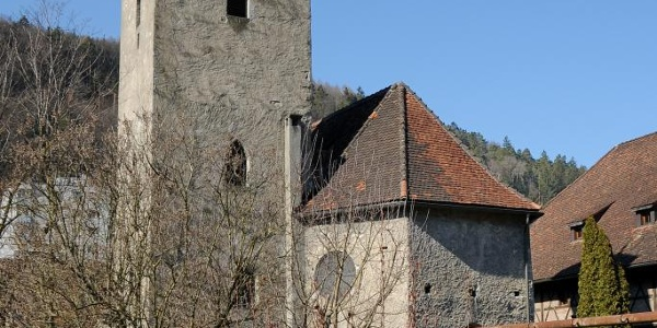 Auch Sankt Magdalenenkirche genannt