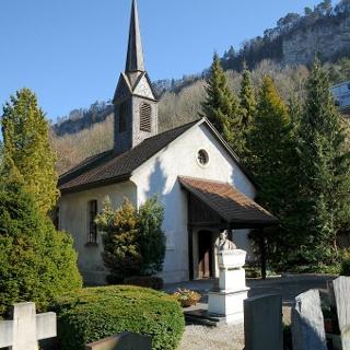 Alte Evangelische Pfarrkirche