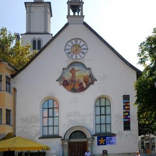 Filialkirche Heiliger Johannes der Täufer