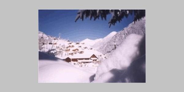 Gaschurn Winter 2