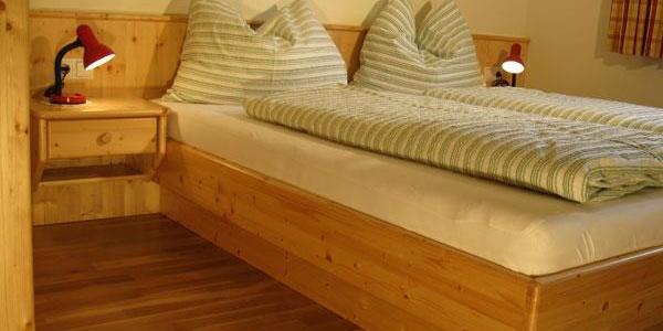Gästehaus Hausberger, Schlafzimmer