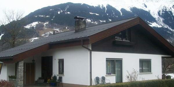 Haus Rützler, Winter