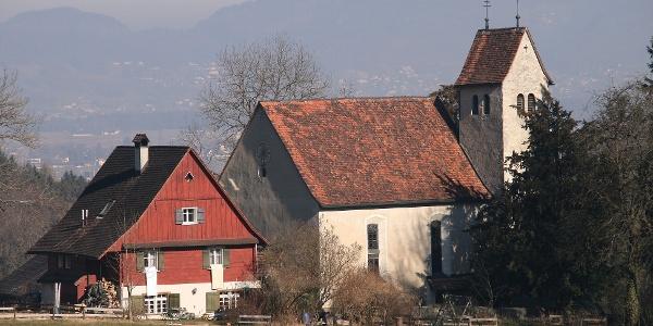 Alte Pfarrkirche Heilige Kornelius und Cyprian