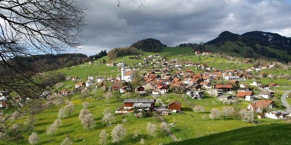 Pfarrkirche Heiliger Jakobus der Ältere und Friedhof