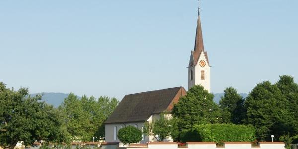Pfarrkirche Heiliger Bartholomäus, mit Friedhof 2