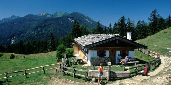Oberauer Brunstalm