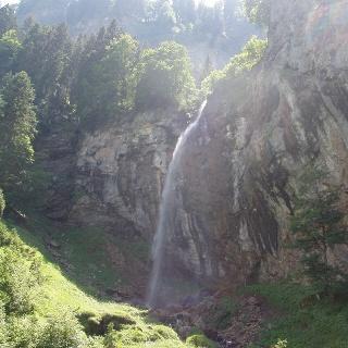 Wasserfall im Rohrmoostal