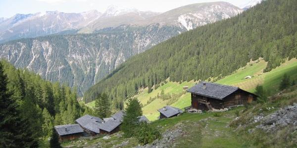 Etappe 14: Oberalp ob Monstein