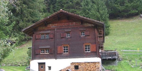 Etappe 15:  Walserhaus, Dischma, Davos