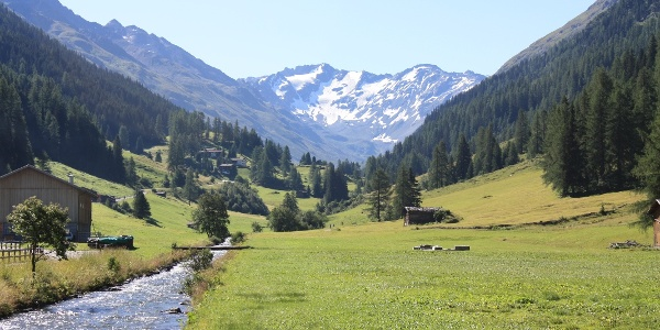 Etappe 15: Dischmabach, Dischma, Davos