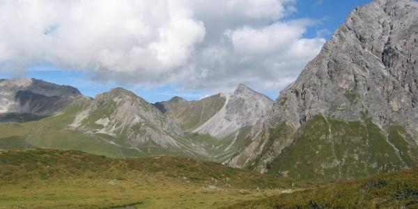 Etappe 17: Seebjiboden, Chüpfer Alp