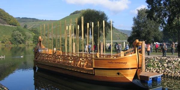 Römerweinschiff Stella Noviomagi