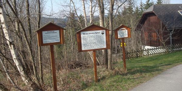 Informationstafeln Kneippweg