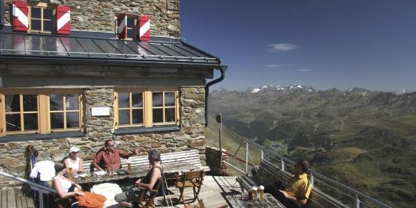 Ramolhaus (3.006 m)