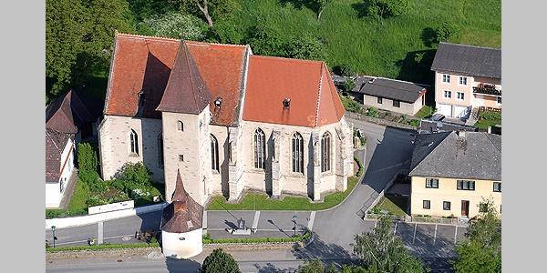 Wallfahrtskirche hl. Andreas in Heiligenblut