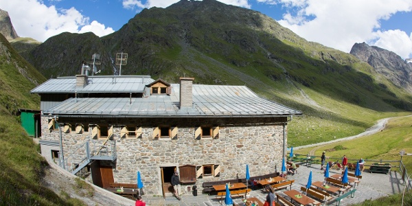 Ambergerhütte