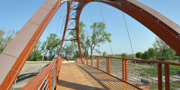 Baron Gustáv Berg Brücke