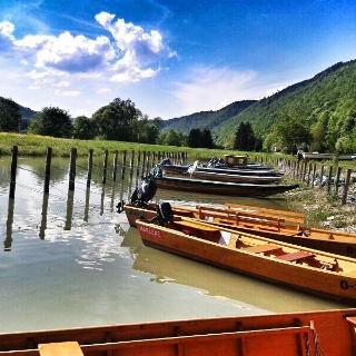 Wander an der Donau