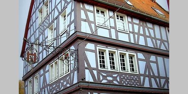 Hotel Blaues Haus, Ansicht 1