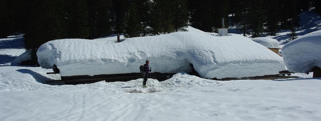 Wasseralm im Winter